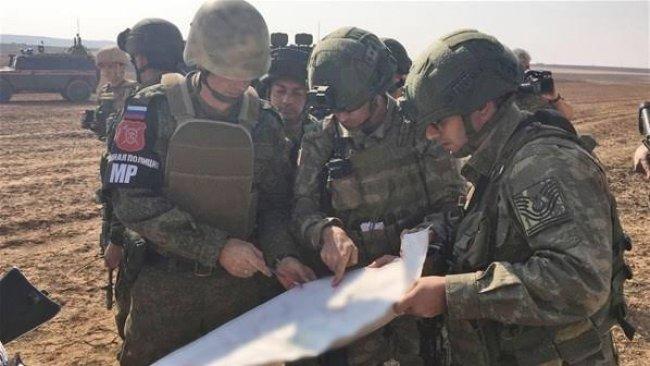TSK ile Rusya'nın ortak devriyesi iptal edildi
