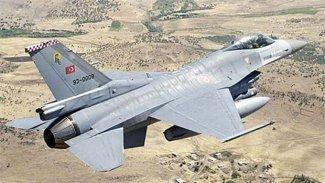 TSK, Suriye Ordusu ve DSG kontrolündeki bölgeleri vurdu!