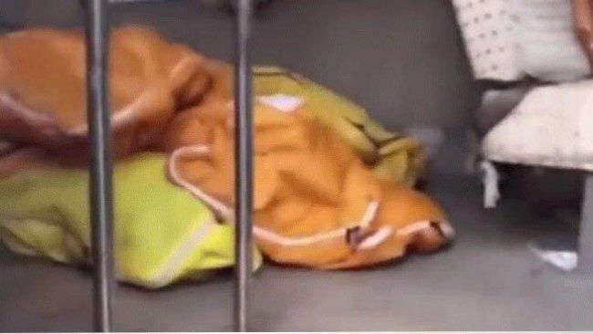 Çin'de ceset görüntülerini paylaşan adam gözaltına alındı