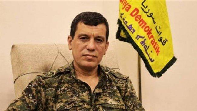Mazlum Kobani'den ENKS'ye kutlama