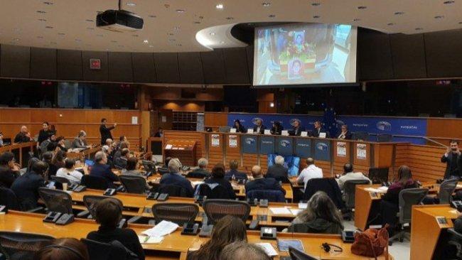 Avrupa Parlamentosu'nda Kürt Konferansı