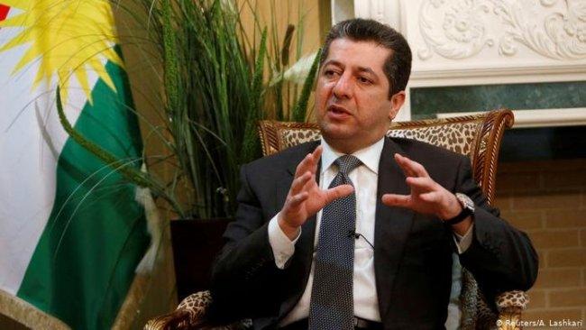 Başbakan Mesrur Barzani'den IŞİD uyarısı