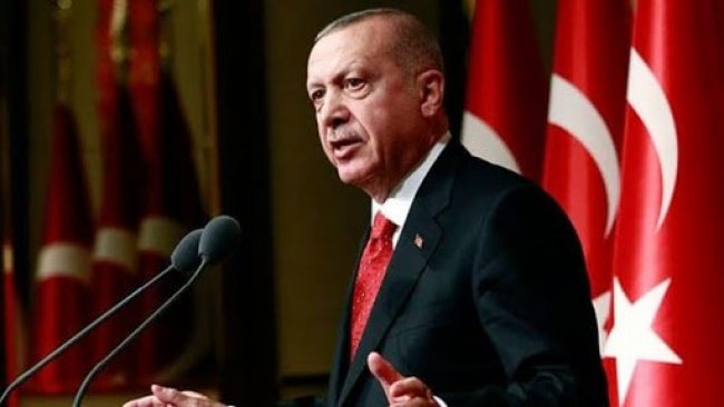 Erdoğan, Türkiye'nin Suriye stratejisini açıkladı