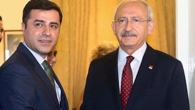 MHP'den Kılıçdaroğlu hakkında suç duyurusu: 'Demirtaş neden cezaevinde diye sordu'