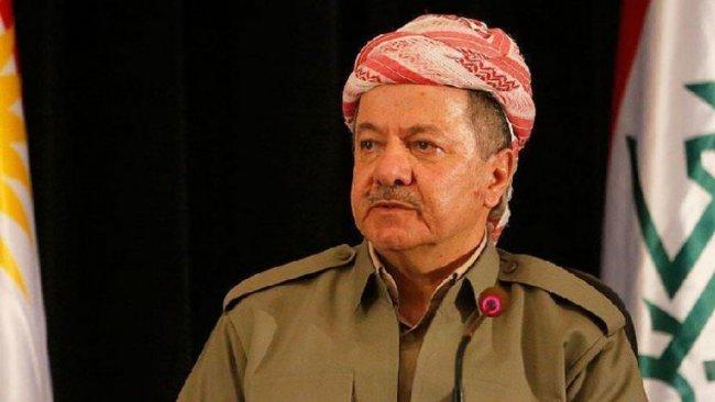Başkan Barzani'den sert kınama