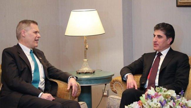 Başkan Neçirvan Barzani: Yeni Irak hükümetine destek olacağız