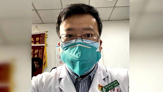 Corona virüsü ilk fark eden doktor, hayatını kaybetti
