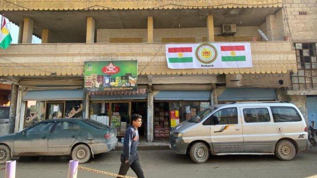 ENKS, 3 yıl aradan sonra Kobane'de büro açtı