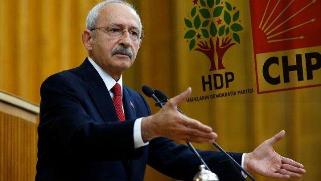 Kılıçdaroğlu'nun masasındaki anketten çıkan çarpıcı 'HDP' sonucu!