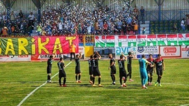 Amedspor futbolcusuna 'olmayan' rakip taraftara hakaretten ceza