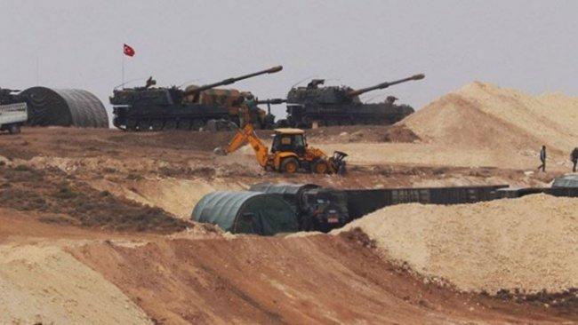Suriye Ordusu, Türkiye'ye ait üç gözlem noktasını ele geçirdi...TSK teyakkuza geçti!