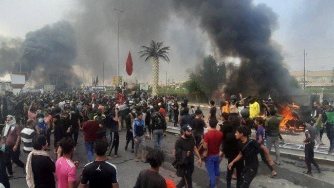 Irak Savunma Bakanlığı'ndan uyarı