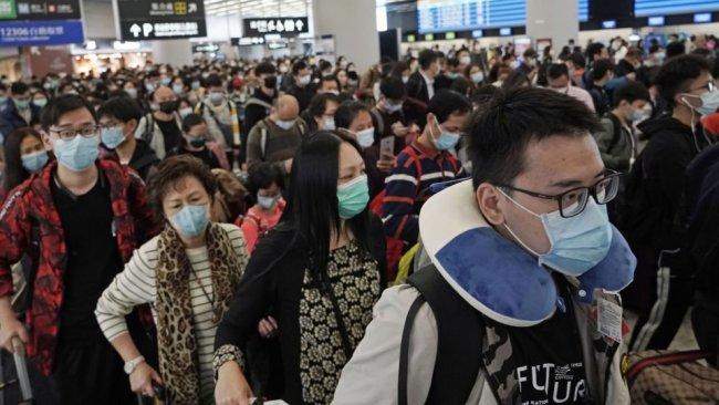Koronavirüs sebebiyle hayatını kaybedenlerin sayısı 723'e yükseldi