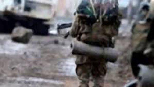 Rojava'da 1 asker hayatın kaybetti, 4 yaralı