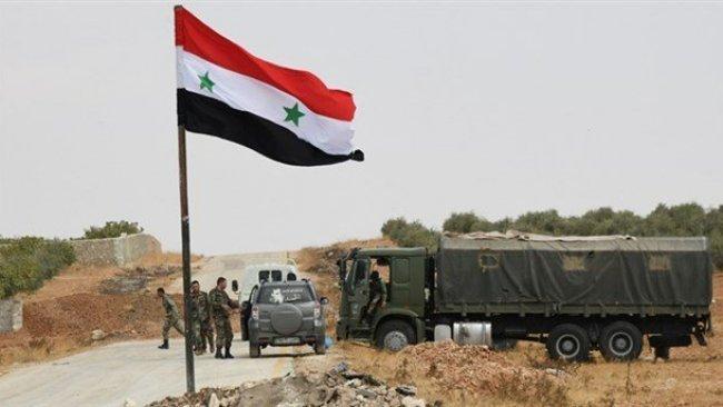 Suriye Ordusu, İdlib'de 18 yerleşimi daha ele geçirdi