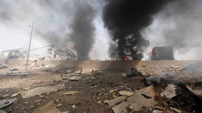 Bağdat'ta peş peşe 4 patlama
