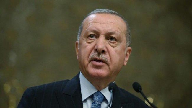 Erdoğan'dan orta doğu barış planı'na tepki: İzin vermeyeceğiz