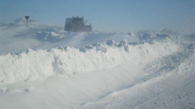 Kürt illerinde kar ve tipi: 3 binden fazla yerleşim yerine ulaşım sağlanamıyor