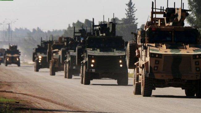 SOHR: Bir haftada 1240 TSK aracı Suriye'ye giriş yaptı