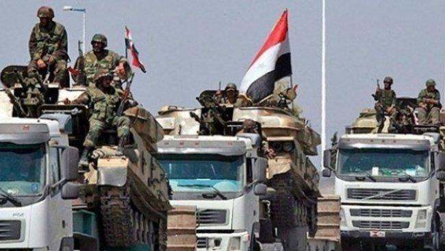 Suriye rejim güçleri, İdlib ve Halep kırsalında 600 kilometrekarelik alanı ele geçirdi