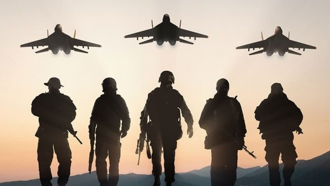 Dünyanın en güçlü orduları açıklandı...İşte 2020 raporu!