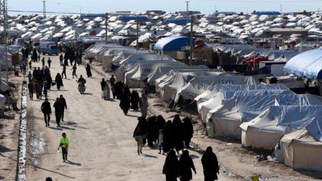 Hol Kampı'ndaki IŞİD'lileri Şengal'e yerleştiriyor