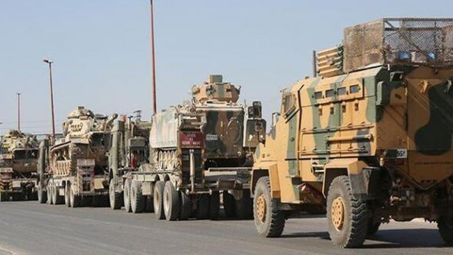 'İdlib'e harekat başladı' iddiası