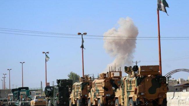 Suriye Ordusu TSK'ya saldırdı: 5 asker hayatını kaybetti