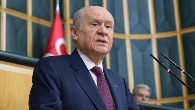 Bahçeli: Türkiye gerekirse Şam'a girmeyi şimdiden planlamalı