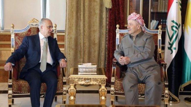 Başkan Barzani Irak Dışişleri Bakanını kabul etti
