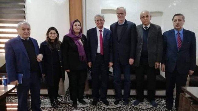 ENKS'den Rojava için ABD'den yardım talebi