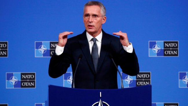 NATO: Suriye ve Rusya acilen saldırıları durdurmalı
