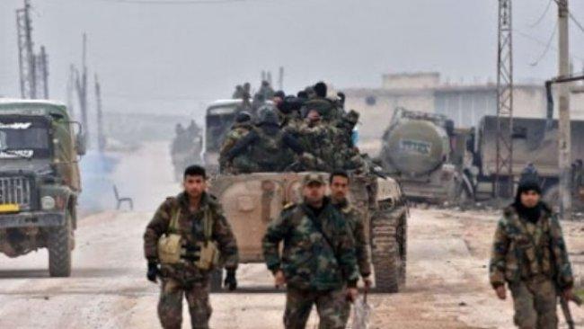 Şam'dan İdlib açıklaması