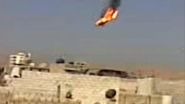 Türkiye, Suriye Ordusu'na ait helikopteri düşürdü...Rusya'dan uyarı geldi!