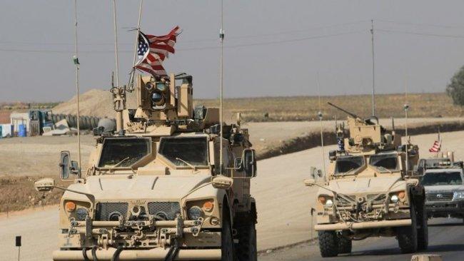 Kamışlo'da ABD konvoyuna saldırı