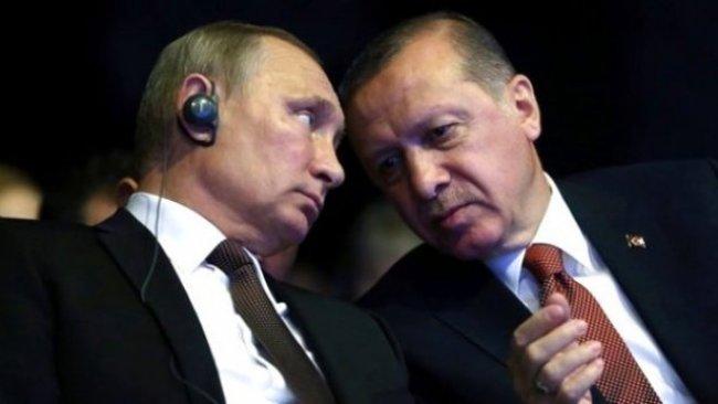 Putin ve Erdoğan İdlib'i görüştü...Kremlin'den ilk açıklama