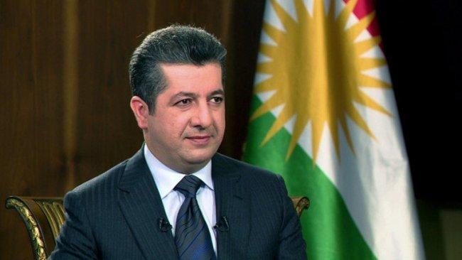 Başbakan Mesrur Barzani, Almanya'ya gidiyor