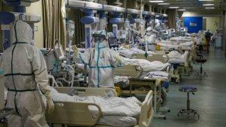 Koronavirüste sayılar gittikçe yükseliyor: Bir günde 242 ölüm!