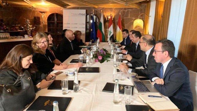 Bulgaristan: Kürtler bizim dostumuz, Kürdistan'la ilişkileri geliştirmek istiyoruz