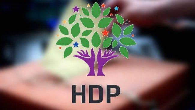 HDP'de kongre öncesi son MYK toplantısı: 20 yönetici veda edecek