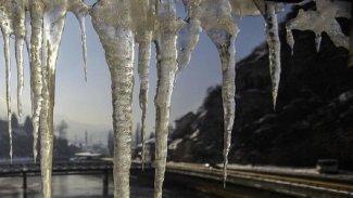 Kürt illerinde buzlanma, don ve çığ uyarısı
