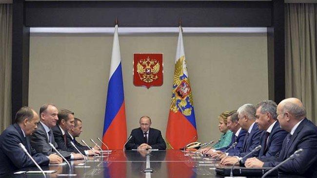Rusya'da İdlib toplantısı: Putin Güvenlik Konseyini topladı