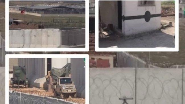 Suriye Ordusu, TSK'nın Tel Eys'deki gözlem noktasını ele geçirdi