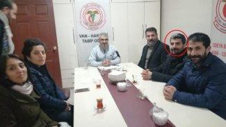 HDP'li vekil yalan haberlere fotoğraflarla yanıt verdi