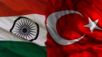 Hindistan'dan Türkiye'ye 'Keşmir' uyarısı