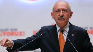 Kılıçdaroğlu: Türkiye freni patlamış kamyon gibi