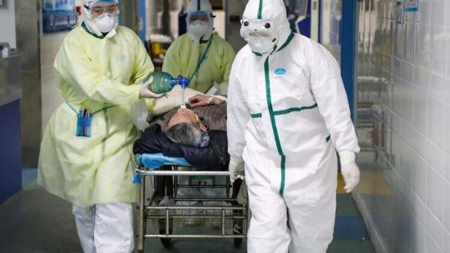 Koronavirüs salgınında ölü sayısı 1524'e yükseldi