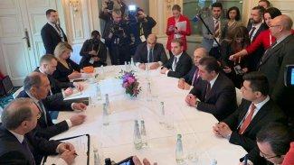 Mesrur  Barzani'den Lavrov'a: Suriye'de Kürtlerin haklarını gözetin
