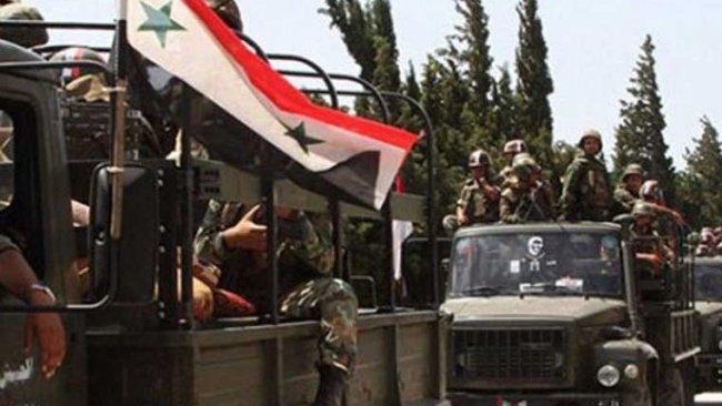 Suriye ordusu, Türkiye sınırına ilerliyor