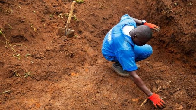 Dünyanın en büyük toplu mezarı ortaya çıktı: 6 binden fazla ceset bulundu